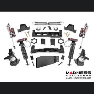 "Chevy Silverado 1500 4WD Suspension Lift Kit w/ Vertex Reservoir Coil-Overs - 7.5"" Lift"
